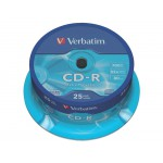 CD-R Extra Protection Verbatim 700 MB