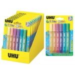 Colla glitter Uhu Shiny 6x10 ml