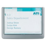 Targhe DURABLE CLICK SIGN ABS