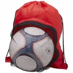 Sacca Sportiva Con Coulisse Sport Ball Rosso