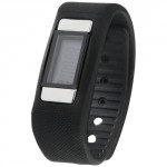 Activity Watch Con Contapassi Get-Fitter Nero