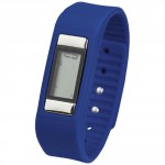 Activity Watch Con Contapassi Get-Fitter Blue