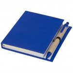Blocco Note Con Penna Colours Blue