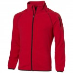 Giacca In Microfleece Drop Shot Rosso M
