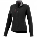 Giacca In Microfleece Pitch Da Donna Nero S
