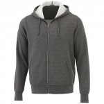 Felpa Full Zip Cypress Grigio Scuro L