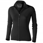 Felpa In Fleece Mani Da Donna Nero L