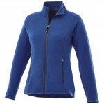 Felpa Da Donna Zip Intera Polyfleece Rixford Blue Scuro L